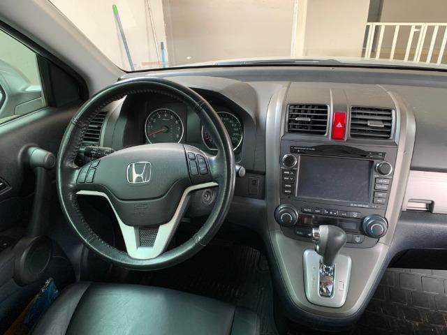 Honda CRV 2.0 EXL 4X4 Gasolina Automático 2011/2011 - Foto 5