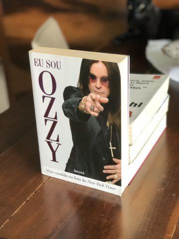 Biografia Eu sou Ozzy