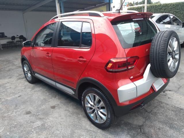 VW Novo Crossfox 1.6 Flex - Único dono - Foto 4