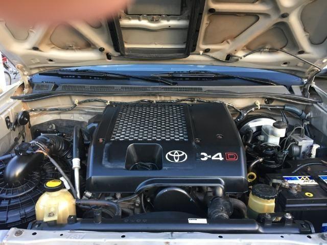 Toyota Hilux SRV 3.0 Turbo 4X4 Aut 2011 R$ 76.900,00 - Foto 11