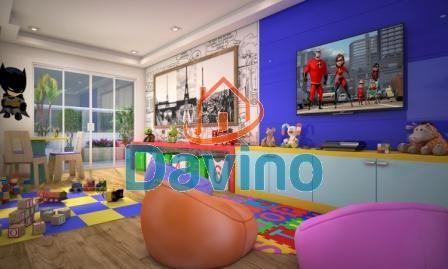 Apartamento com 2 dorms em Praia Grande - Guilhermina por 270 mil à venda - Foto 6