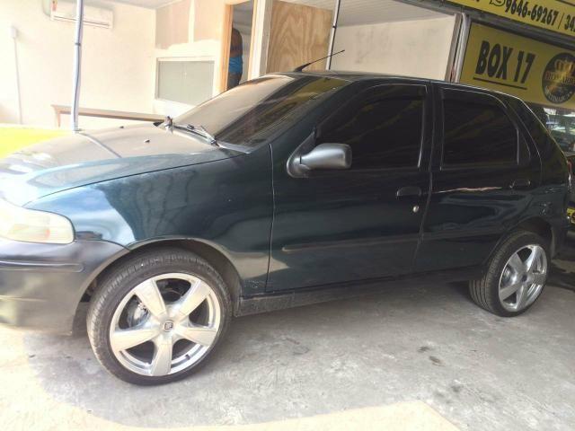 Fiat palio novissima ent 1mil +48x 265 fixas no cdc - Foto 3