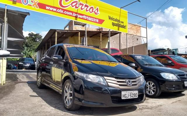 Honda City EX 2011 Mec