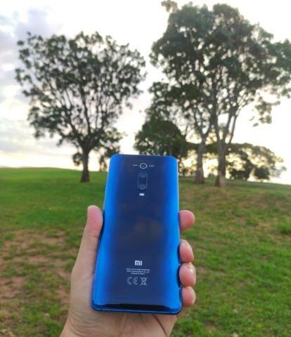 Mi 9T azul 64gb 6ram (Loja física )