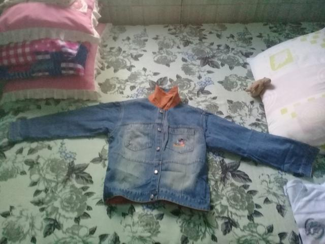 Jaqueta e camisas infantil - Foto 3