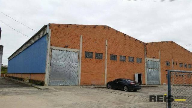 Galpão à venda, 2492 m² por R$ 3.900.000,00 - Vossoroca - Votorantim/SP