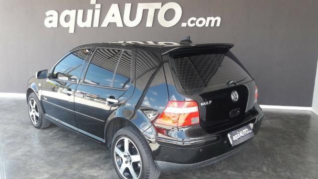 Volkswagen Golf Flash 1.6 Flex 2006 - Foto 3