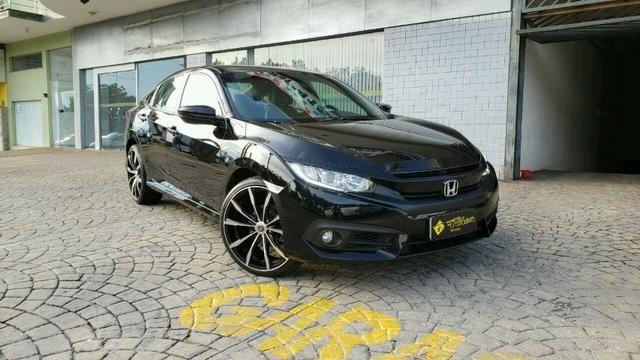Honda Civic Sport AT 2017/2017 - 73.000km - 79.900,00 - Foto 2