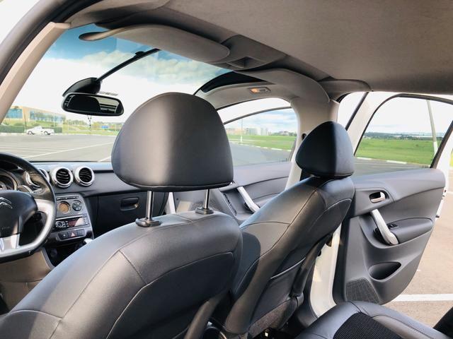 Citroen C3 Exclusive 1.6 automático 2013 Vendo, troco e financio - Foto 9