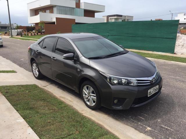 Vende-se Corolla GLI 1.8/2015 - Foto 4