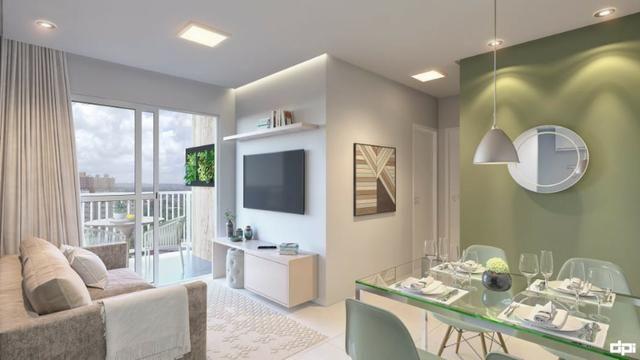 Apartamento 2 quartos na av. Dr. José Rufino \ 47m²