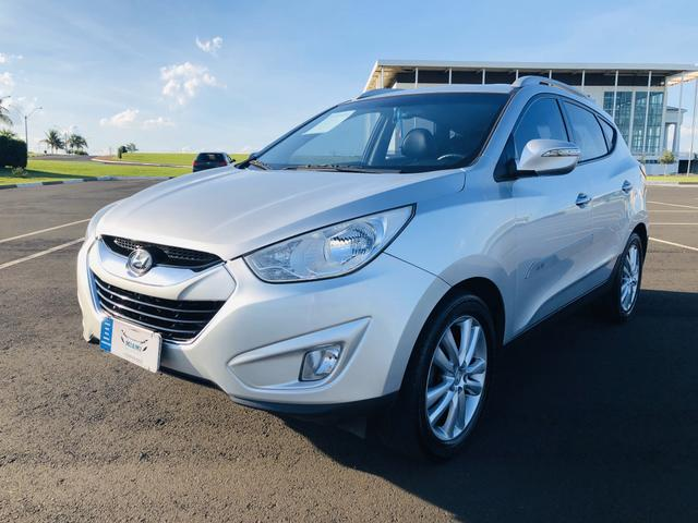 Hyundai IX35 2.0 GLS 4x2 automático 2011 Vendo, troco e financio