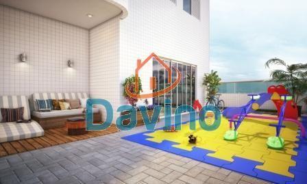 Apartamento com 2 dorms em Praia Grande - Guilhermina por 270 mil à venda - Foto 14