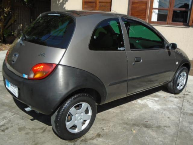 Ford Ka GL 1.0 Zetec Rocam Em Excelente Estado - Foto 2