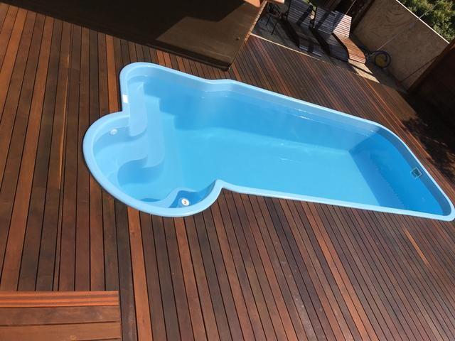 Deck Itauba em piscinas - Foto 6