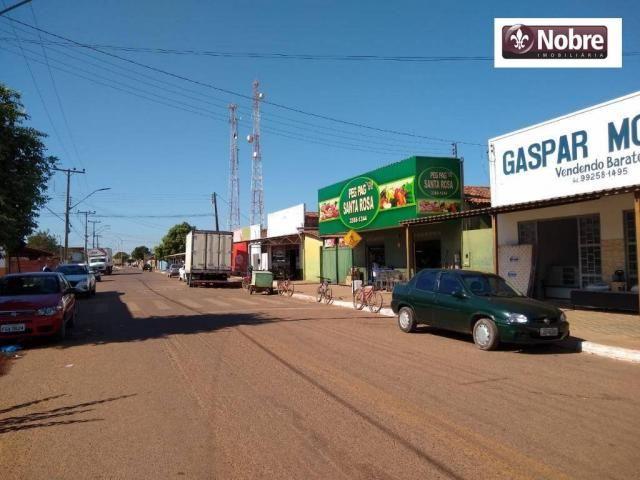 Galpão à venda, 700 m² por R$ 800.000,00 - Zona Rural - Santa Rosa do Tocantins/TO - Foto 2