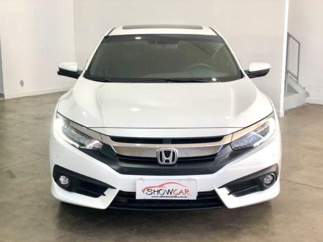 Honda Civic G10 Touring 1.5 Turbo - Foto 2