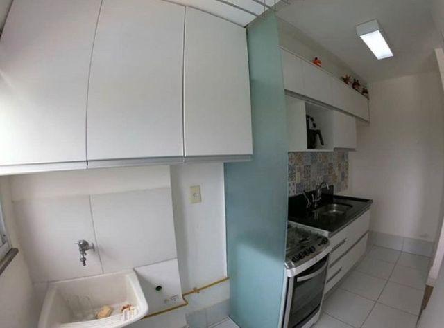 WC - >> Apartamento 2 Quartos Cond. Vista de Manguinhos - R$ 125.000,00 - Foto 4