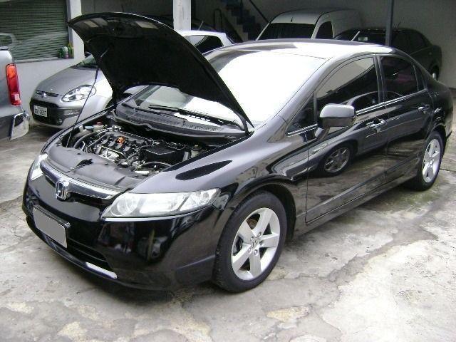 Honda Civic LXS 1.8 16V (Aut) (Flex) 2007/2008 - Foto 7