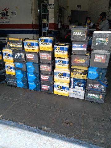 Baterias todos tamanho