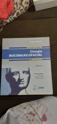 Livro BucomaxiloFacial Peterson - 2 Unidades  - Foto 3