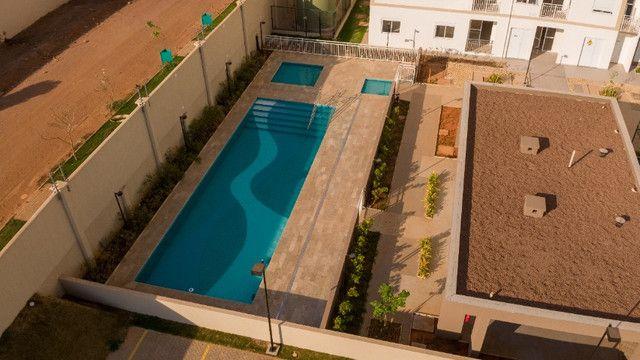 Apartamentos com 2 quartos em condomínio fechado / Rondonópolis - MT - Foto 9
