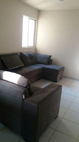 GS Alugo lindo apartamento no Turú próximo de tudo e semi mobiliado!  - Foto 4