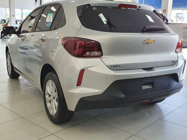 Chevrolet 1.0 Turbo LT Hatch Automatico - 2021/21 - Foto 6