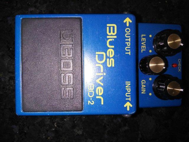 Pedal Blues Driver BD2 Boss