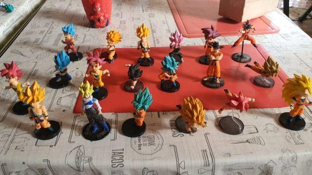 Miniaturas Dragon Ball - Foto 4