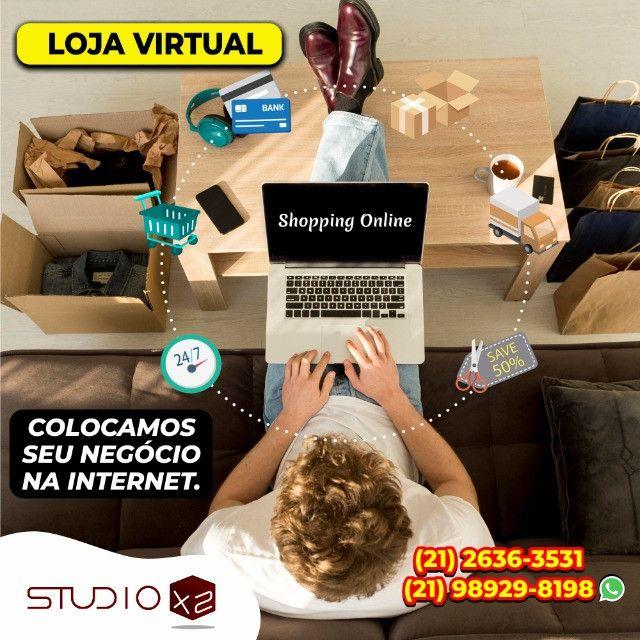 Criação de Loja Virtual (E-Commerce) - Foto 2