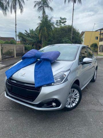 Peugeot 208 allure eat 2018 automático