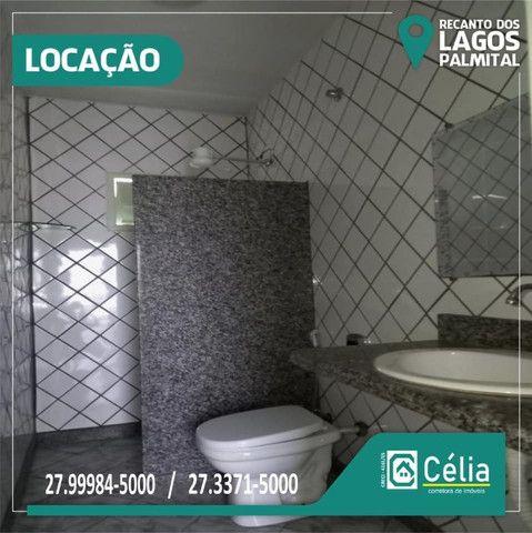 Apartamento no Recanto dos Lagos / Palmital - Locação - Foto 10
