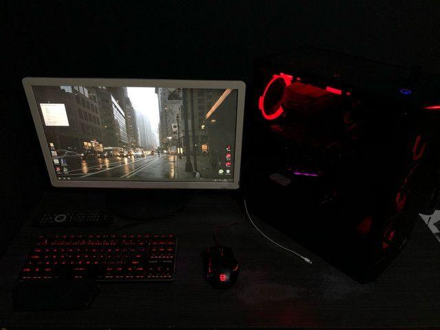 PC GAMER FX 8300 + RX 580 8GB - Foto 4