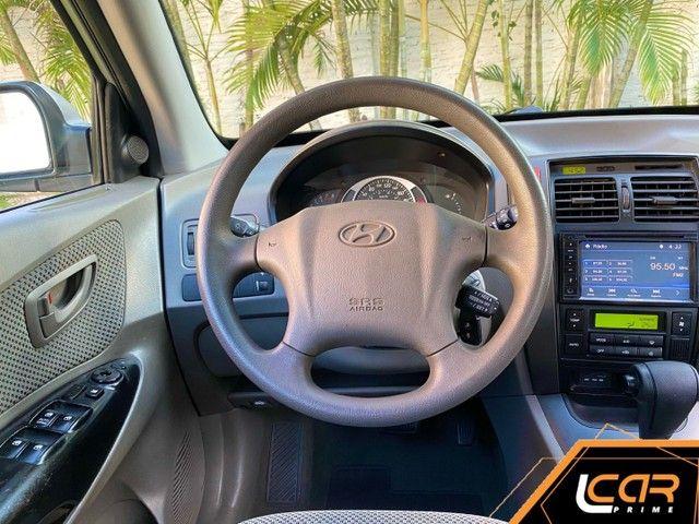 Hyundai Tucson  GLS / 2.0 flex Aut / Extra!  - Foto 8
