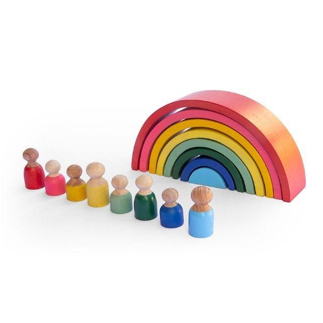 Arco-íris Pessoas - Foto 2