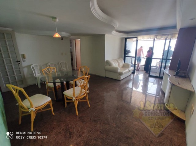 Manaíra, Mobiliado, 4 quartos, 120m², R$ 3.200, Aluguel, Apartamento, João Pessoa - Foto 4