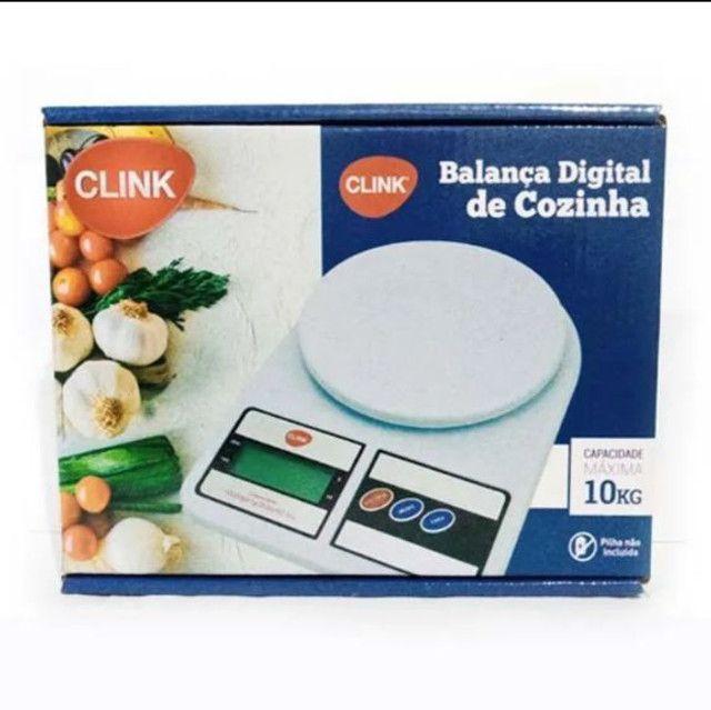 Balança de cozinha digital