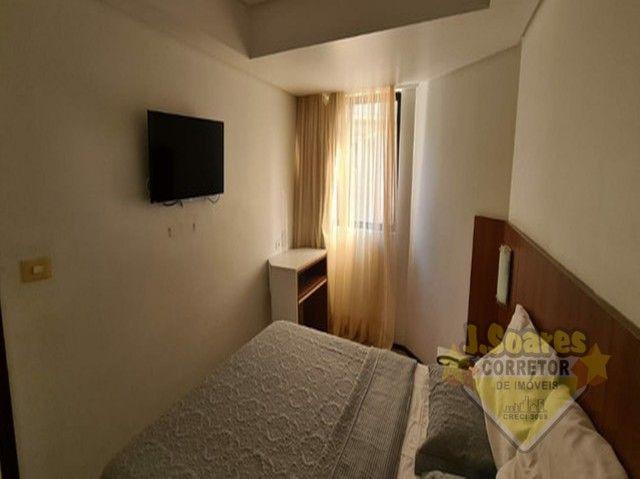 Cabo Branco, Mobiliado, 1 quarto, 36m², R$ 2300, Aluguel, Apartamento, João Pessoa - Foto 3