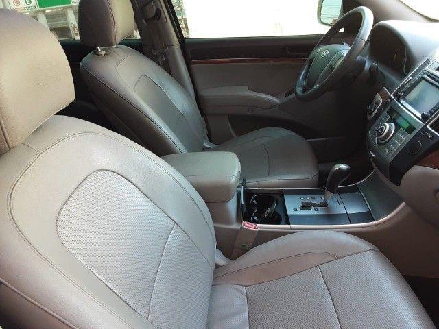 Hyundai VeraCruz 2012 com teto completa - Foto 9