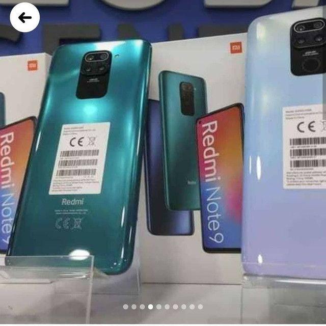 Xiaomi redmi note pro 9 128  10 x s juros - Foto 2
