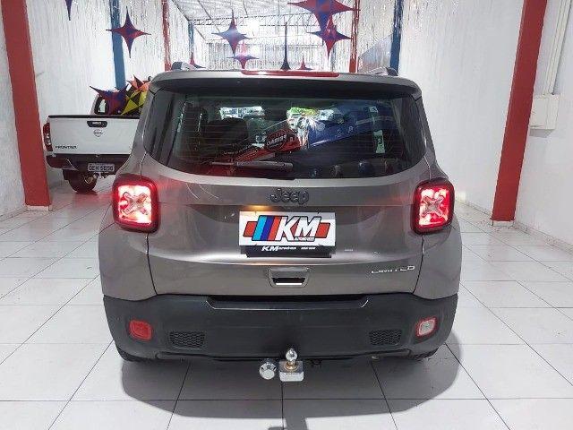 Jeep Renegade 1.8 Limited  2019  Automático  - Foto 2
