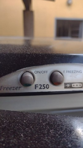 Freezer f 250 .....LEIA O ANÚNCIO NAO RESPONDO.... - Foto 2
