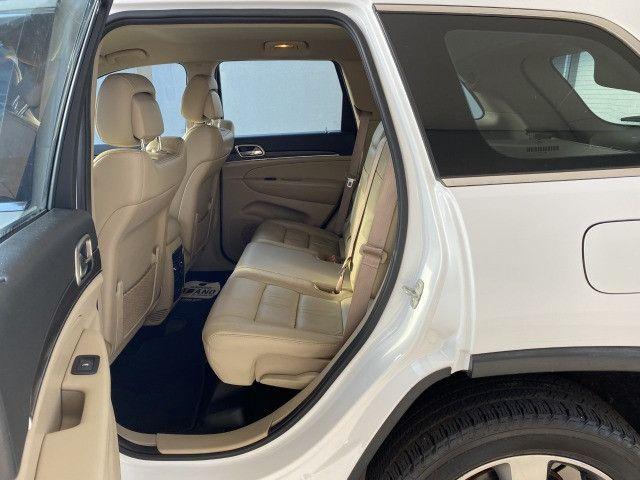 Grand Cherokee Limited 3.0 V6 4x4 2014/2014 - Foto 5