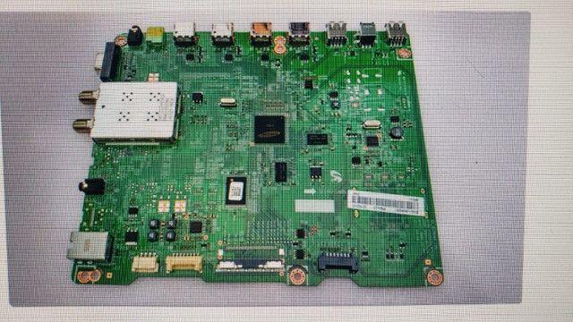 Placa Principal Samsung Unxxd5500/ Un40d5500/ Un46d5500 - Foto 2