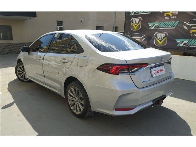 Toyota Corolla 2020 2.0 vvt-ie flex xei direct shift - Foto 6