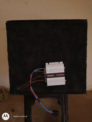 Caixa de som com modulo - Foto 4