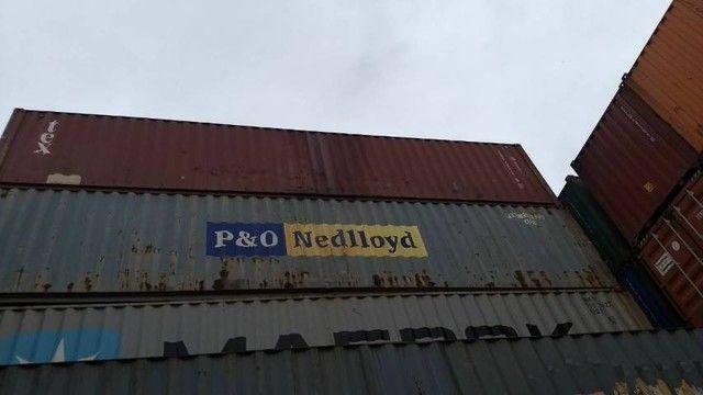 Container padrão 6 e 12 metros  - Foto 5