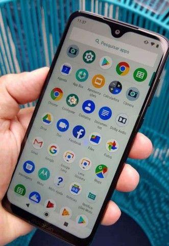 Motorola G7 plus novo completo - Foto 3