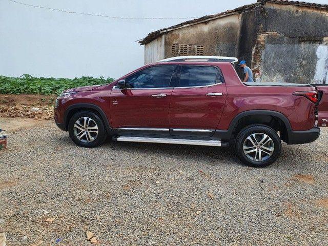 Fiat touro vulcano a diesel  a mais nova da Bahia